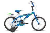 Bici Bambino Torpado Kasper 14 1V Blu