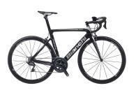 Bici Corsa Bianchi Aria Triathlon Ultegra 11V Nero Argento