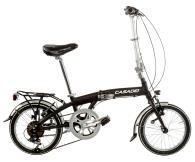 Bici Pieghevole Cicli Casadei Folding 16 6V
