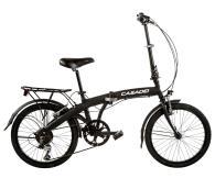 """Bici Pieghevole Cicli Casadei Folding 20"""" Alluminio 6V"""