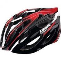 Casco Bici Limar Black Red Tg L 57-61
