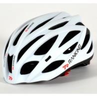Casco Bici Ranking Shinny White