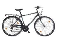 City Bike Bianchi Spillo Turchese DS Uomo 6V Nero CK16