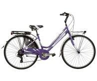 "City Bike Cicli Casadei Dea 26"" Donna 6V"