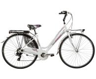 "City Bike Cicli Casadei Dea 28"" Donna 6V"