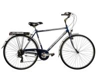 """City Bike Cicli Casadei Moving 28"""" Uomo 6V Lusso"""
