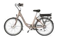 City Bike Elettrica Electri Ellie 26 7V Brushless Sabbia