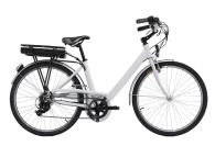 City Bike Elettrica Italwin Easy 26 Unisex  250W  36V 11.6Ah Bianco