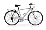 City Bike SpeedCross Season Uomo 28 21V Bianco