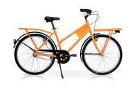 City Bike SpeedCross Trasporto 26 1V Giallo
