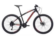 Mountain Bike Bianchi Duel 27S 27V Acera Altus Nero Rosso