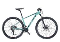 Mountain Bike Bianchi Grizzly 9.3 Deore 20V CK16 Nero