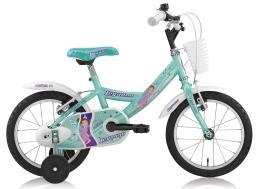 Bici Bambina Legnano Fatina 14 1V Aquamarina