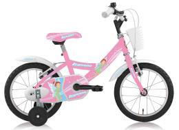 Bici Bambina Legnano Fatina 14 1V Rosa