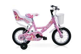 Bici Bambina SpeedCross Fairy 12 Rosa
