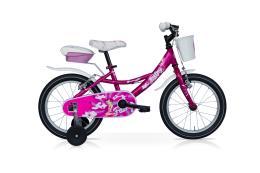 Bici Bambina SpeedCross Fairy 16 Lampone