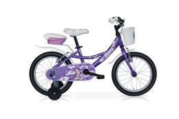 Bici Bambina SpeedCross Fairy 16 Viola
