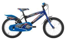 Bici Bambino Cinzia Flipper 16 1V Nero Blu