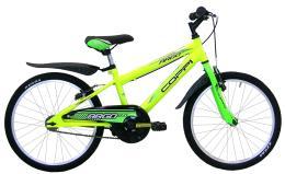 Bici Bambino Coppi Argo 20 1V Giallo Verde