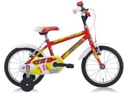 Bici Bambino Legnano Snake 14 1V Rosso Giallo