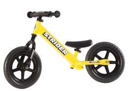 Bici Bambino Strider Bike 12 Sport Giallo