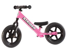 Bici Bambino Strider Bike 12 Sport Rosa