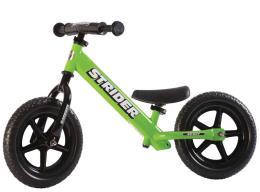 Bici Bambino Strider Bike 12 Sport Verde