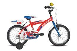 Bici Bambino Torpado Duffy 16 Steel 1V Rosso