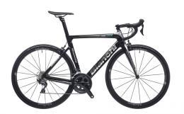 Bici Corsa Bianchi Aria Ultegra 11V Compact nero Argento