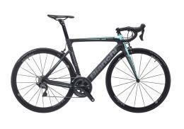 Bici Corsa Bianchi Aria Ultegra 11V Compact Nero CK16