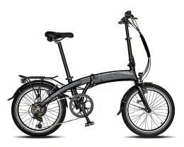 Bici Elettrica Pieghevole Torpado Explorer 20 6V