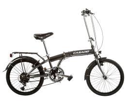 Bici Pieghevole Cicli Casadei Folding 20 6V
