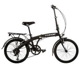 Bici Pieghevole Cicli Casadei Folding 20 Alluminio 6V