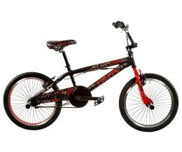 "BMX Cicli Casadei Freestyle Abstract 20"" Alluminio"
