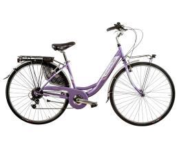 "City Bike Cicli Casadei 28"" Lusso 6V"