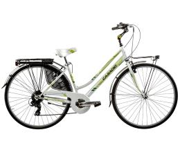 City Bike Cicli Casadei Moving 28 Donna 6V Lusso