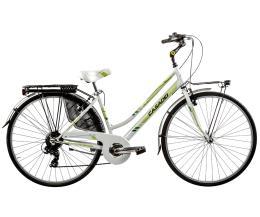 "City Bike Cicli Casadei Moving 28"" Donna 6V Lusso"
