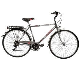 """City Bike Cicli Casadei Moving 28"""" Uomo 18V"""