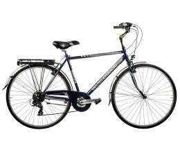 City Bike Cicli Casadei Moving 28 Uomo 6V Lusso