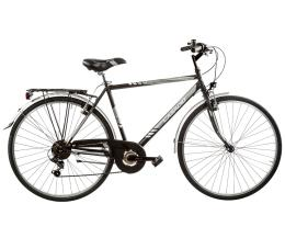 "City Bike Cicli Casadei Moving 28"" Uomo 6V"