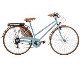 "City Bike Cicli Casadei Sport Peugeot 28"" Donna 6V"