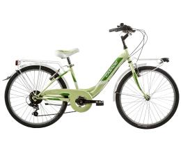 City Bike Cicli Casadei Venere 24 6V