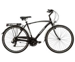 """City Bike Cicli Casadei Zefiro 28"""" Uomo 21V"""
