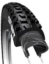 Copertone Mountain Bike CST BFT C1752 27.5X2.40 - Nero