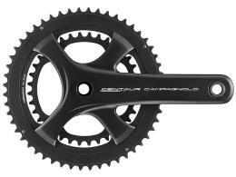 Guarnitura Bici Corsa Campagnolo Centaur Black 10V 172.5 mm