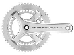 Guarnitura Bici Corsa Campagnolo Centaur Silver 11V - 172.5 mm
