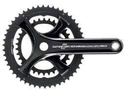 Guarnitura Bici Corsa Campagnolo Potenza Black 11V 172.5 mm