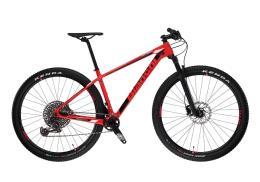 Mountain Bike Bianchi Nitron 9.1 12V GX EAGLE Rosso Nero