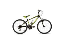"Mountain Bike Cicli Casadei 24"" Vertical 18V Susp. Fork."