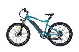 Mountain Bike Elettrica Electri BaldaAttack 26 7V 8Fun  Turchese
